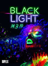 Black Light Party / Duplex Praha