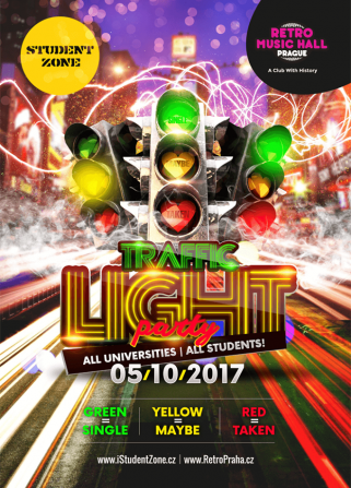 Traffic Light Party / Retro Music Hall Praha