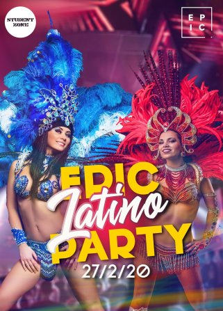 Epic Latino Party / EPIC Prague Praha