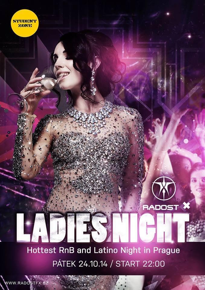 Ladies Night :: iStudentZone.cz
