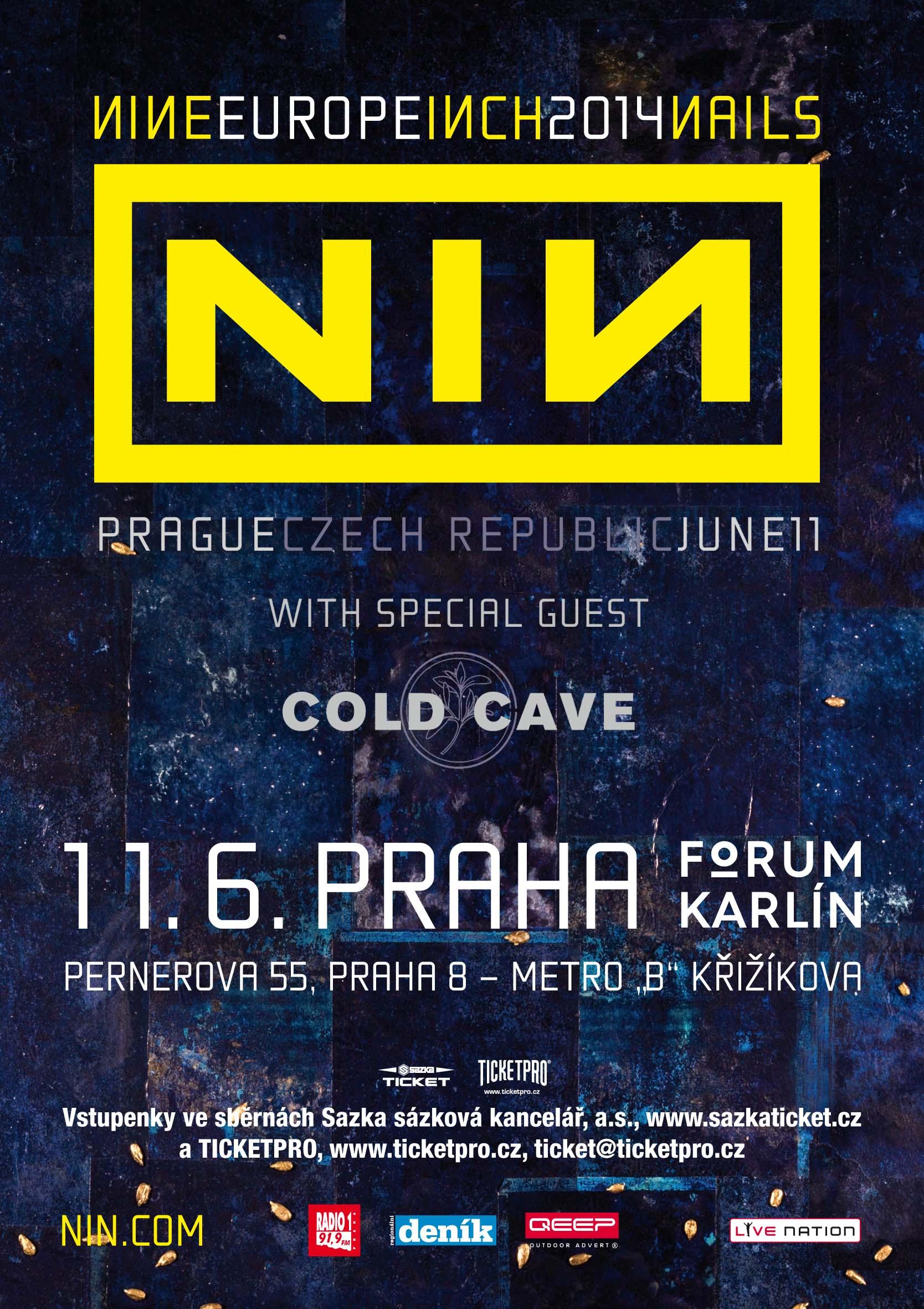 Nine Inch Nails :: iStudentZone.cz